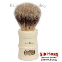 Simpsons Milk Churn Best Badger Shaving Brush
