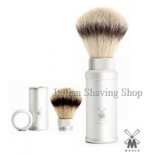 Mühle Travel Silvertip Fibres© Shaving Brush