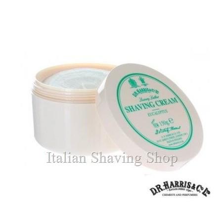 Crema da barba D.R. Harris Eucalyptus 150 g