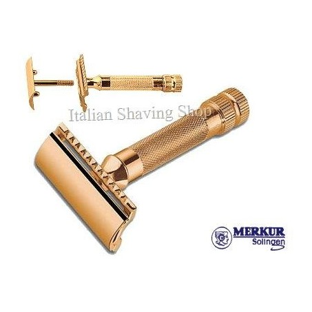 Merkur Hd 34g Safety Razor Gold