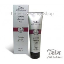 Luxury Shaving Gel Tube 75ml - Taylor