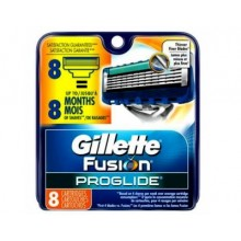 Confezione da 8 Lame Gillette Fusion ProGlide Made in USA