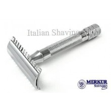 Merkur 15C Classic Open-Comb Double-Edge Safety Razor