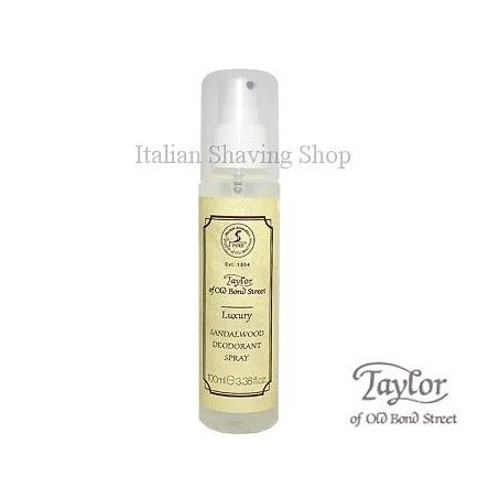 Deodorante Spray Sandalwood Taylor