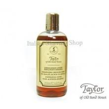 Hair and Body Shampoo al Sandalo Taylor