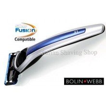 Bolin Webb Fusion Razor X1 Argent Blue
