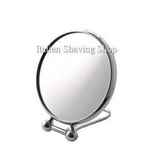 Specchio da Tavolo bifacciale x5  Ø16 Piazza