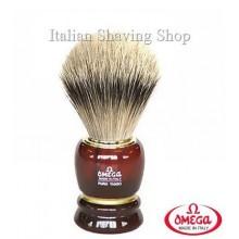 Omega 636 Badger Shaving Brush