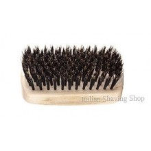 Beard and Head  Military Brush - Denman