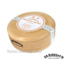 D.R. Harris Sandalwood Shaving Soap Bowl