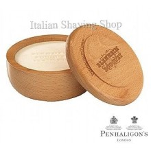 Penhaligon\'s Blenheim Bouquet Shaving Soap in Wooden Bowl 100 g