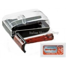 Merkur 45 Bakelite DE Safety Razor & Travel Case