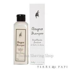 Terre dei Papi Bagno Shampoo al Latte di Asina